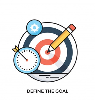define goal flat vector icon 9206 511 - GREAT DECISION CAN TRANSFORM YOUR ENTIRE LIFE LIKE NOTHING ELSE!